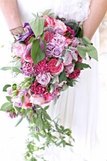Stunning Modern Vintage Florals by Living Colour