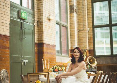 The Secret Vintage Wedding Fair, The Engine Hall, People's History Museum Manchester 2014, SVWF_0007