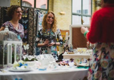 The Secret Vintage Wedding Fair, The Engine Hall, People's History Museum Manchester 2015, SVWF_0017
