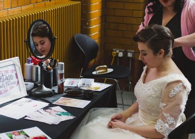 The Secret Vintage Wedding Fair, The Engine Hall, People's History Museum Manchester 2015, SVWF_0070