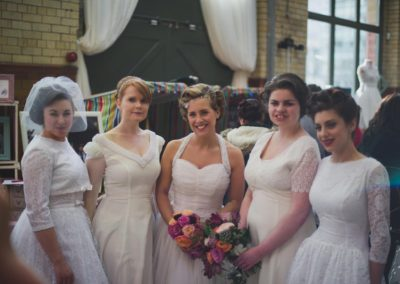The Secret Vintage Wedding Fair, The Engine Hall, People's History Museum Manchester 2015, SVWF_0082