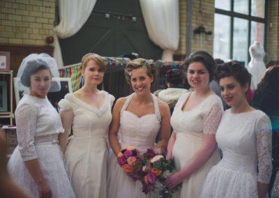 The Secret Vintage Wedding Fair, The Engine Hall, People's History Museum Manchester 2015, SVWF_0082