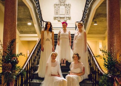 The Secret Vintage Wedding Fair, Blackburne House, Hope Street, Liverpool,  2015, SVWF_0049