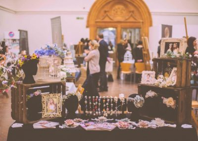 The Secret Vintage Wedding Fair, The Holden Gallery, Manchester School of Art 2015, SVWF_0025