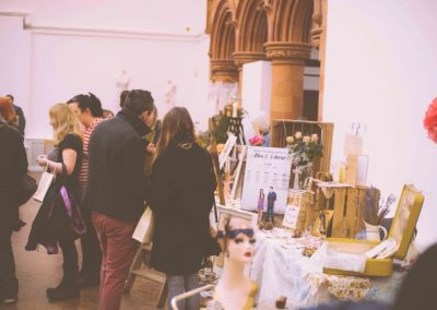 The Secret Vintage Wedding Fair, The Holden Gallery, Manchester School of Art 2015, SVWF_0036